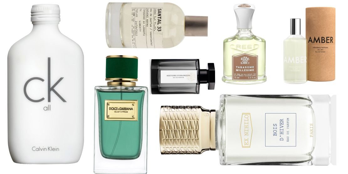 gender-neutral unisex fragrances