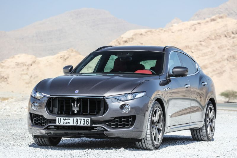 Maserati Levante GranSport
