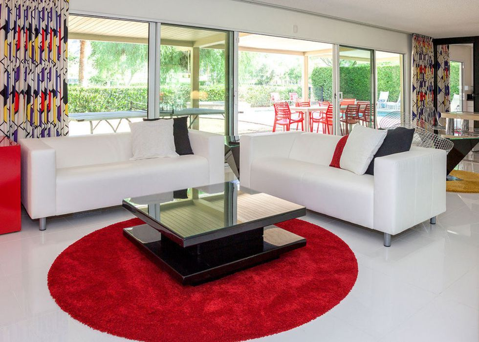 red and grey living room curtains kitchen plans 50 inspiring curtain ideas window drapes for rooms