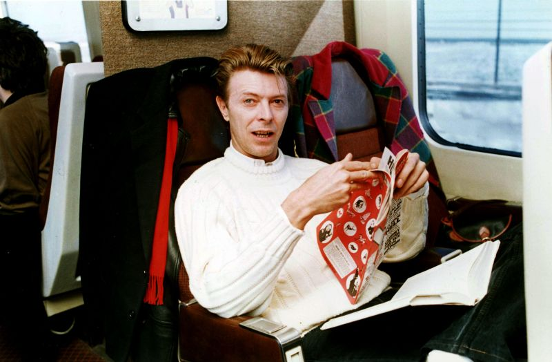 David Bowie Metrocards Almost Make NYC's Subway Worth Taking 1