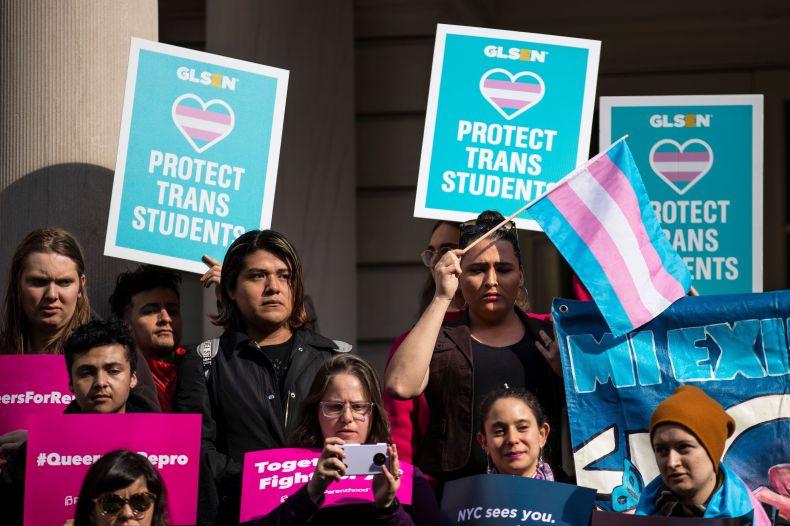 transgender policy