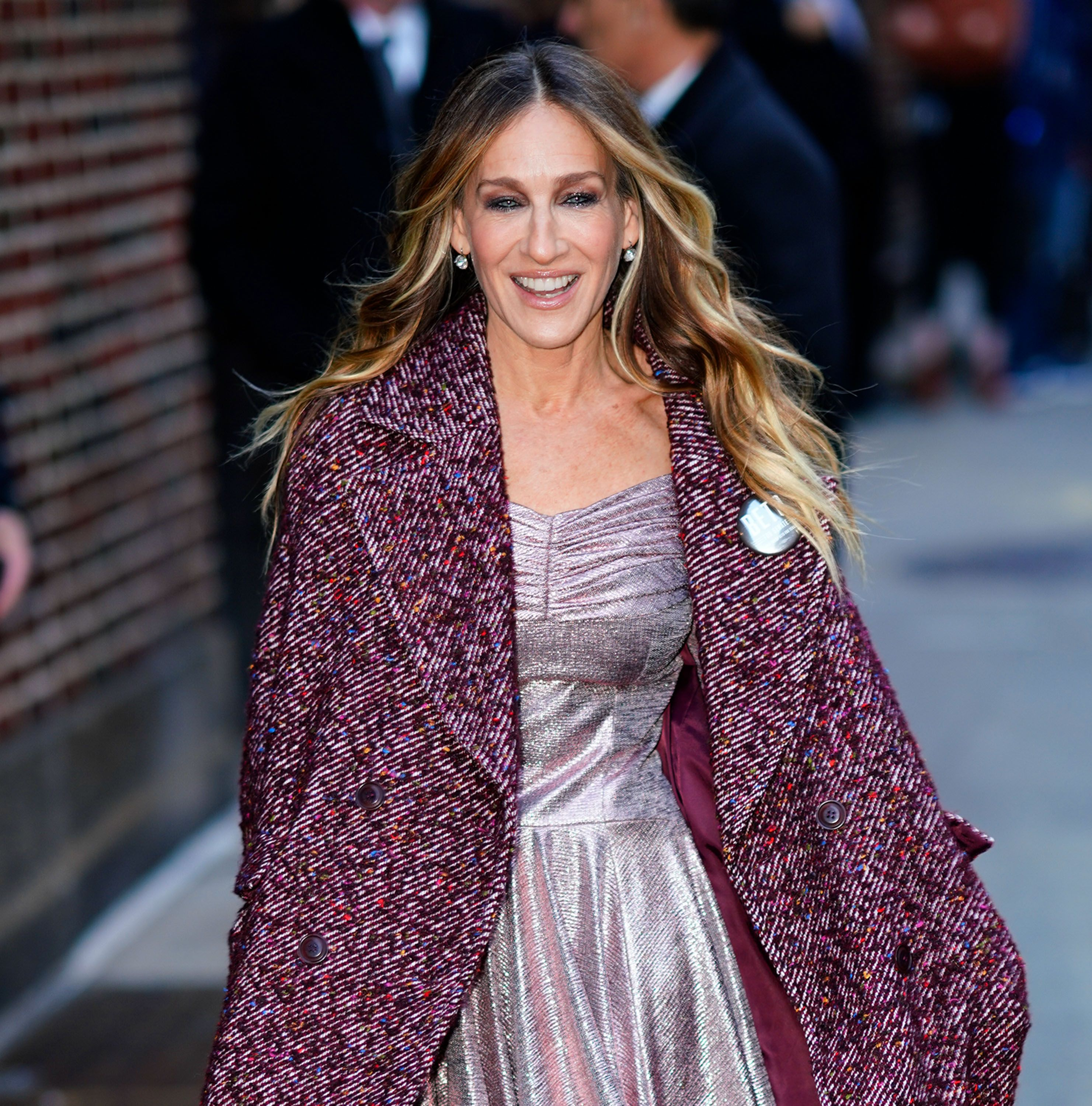 Sarah Jessica Parker Unveils Carrie Bradshaw Revival for a Mystery Cause With a Great Brand