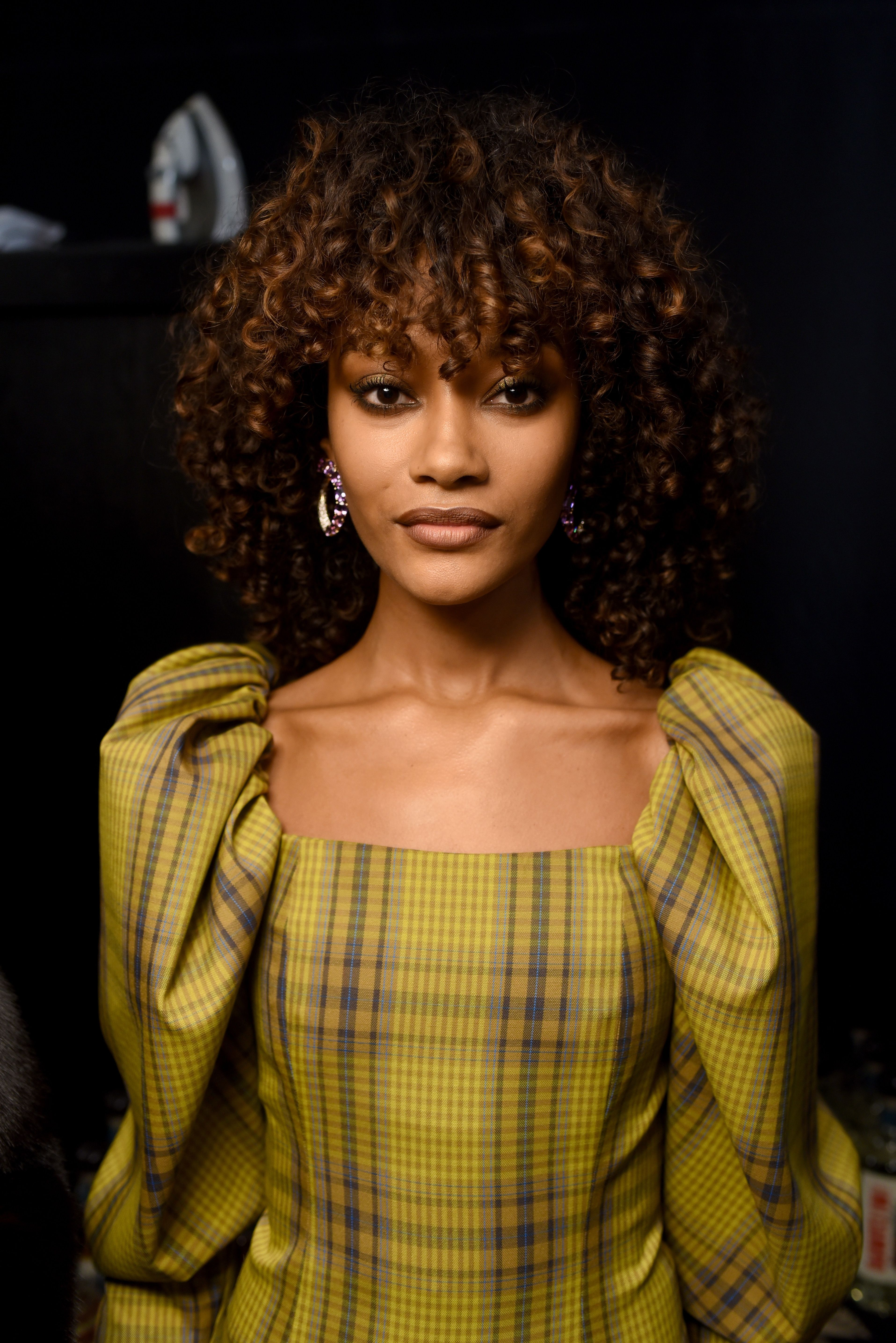 Laquan Smith - Backstage - February 2019 - New York Fashion Week: The Shows