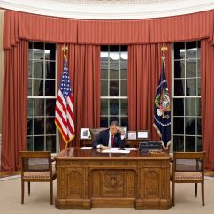 Oval Office Chair Covers Northern Ireland Decor Changes In The Last 50 Years Pictures Of From Every Presidency