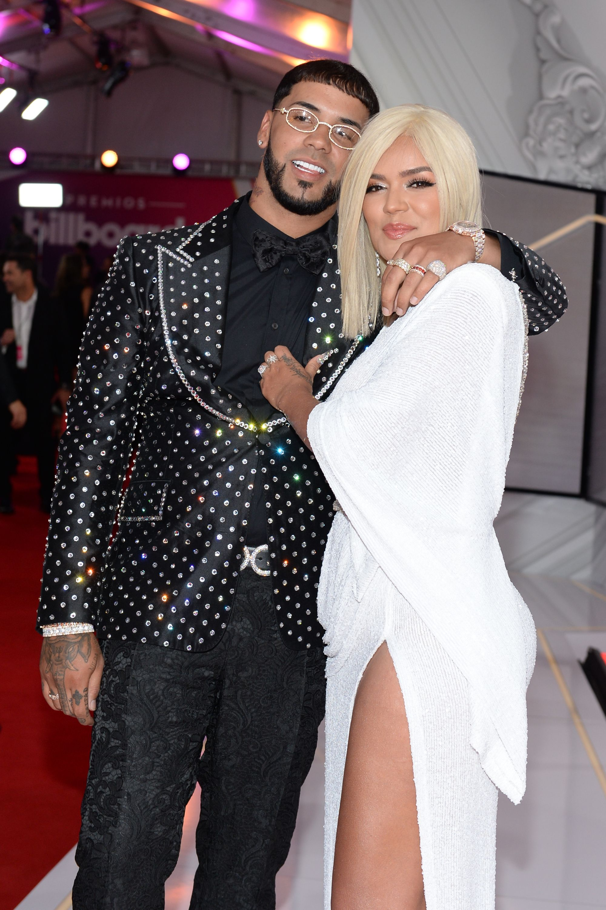 Everything To Know About Karol G And Anuel Aas Relationship