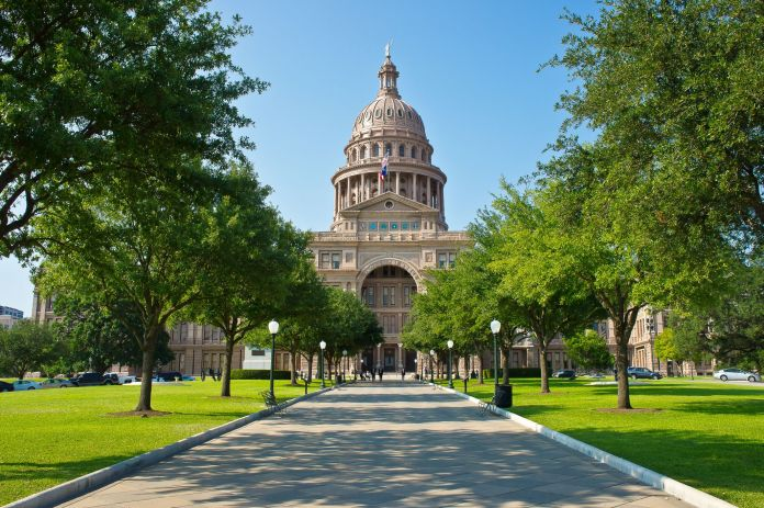 Texas State Capitol Building, Texas