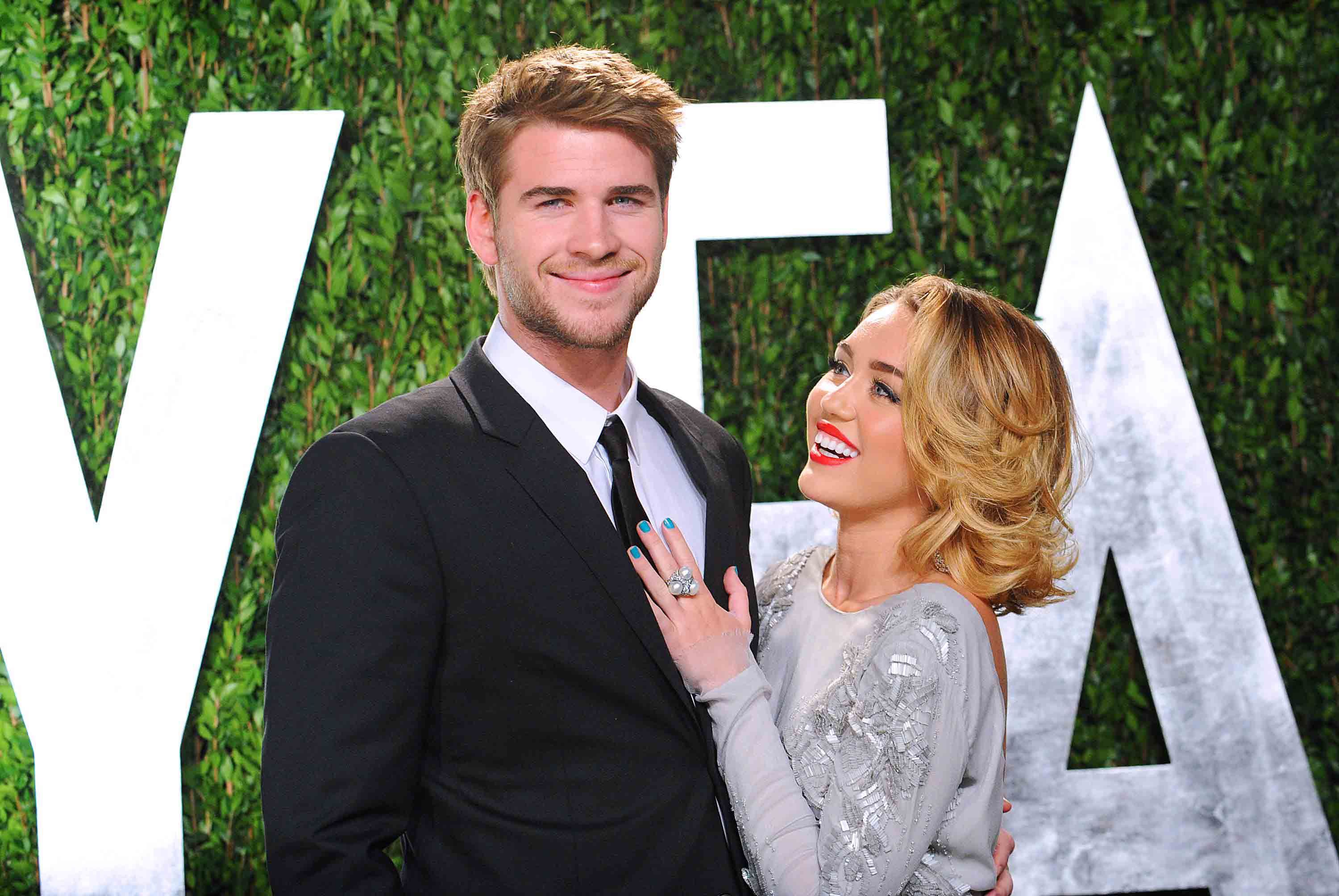 Did Miley Cyrus And Liam Hemsworth Just Get Married