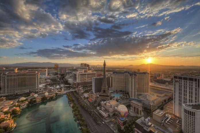 Good Morning Las Vegas Green City
