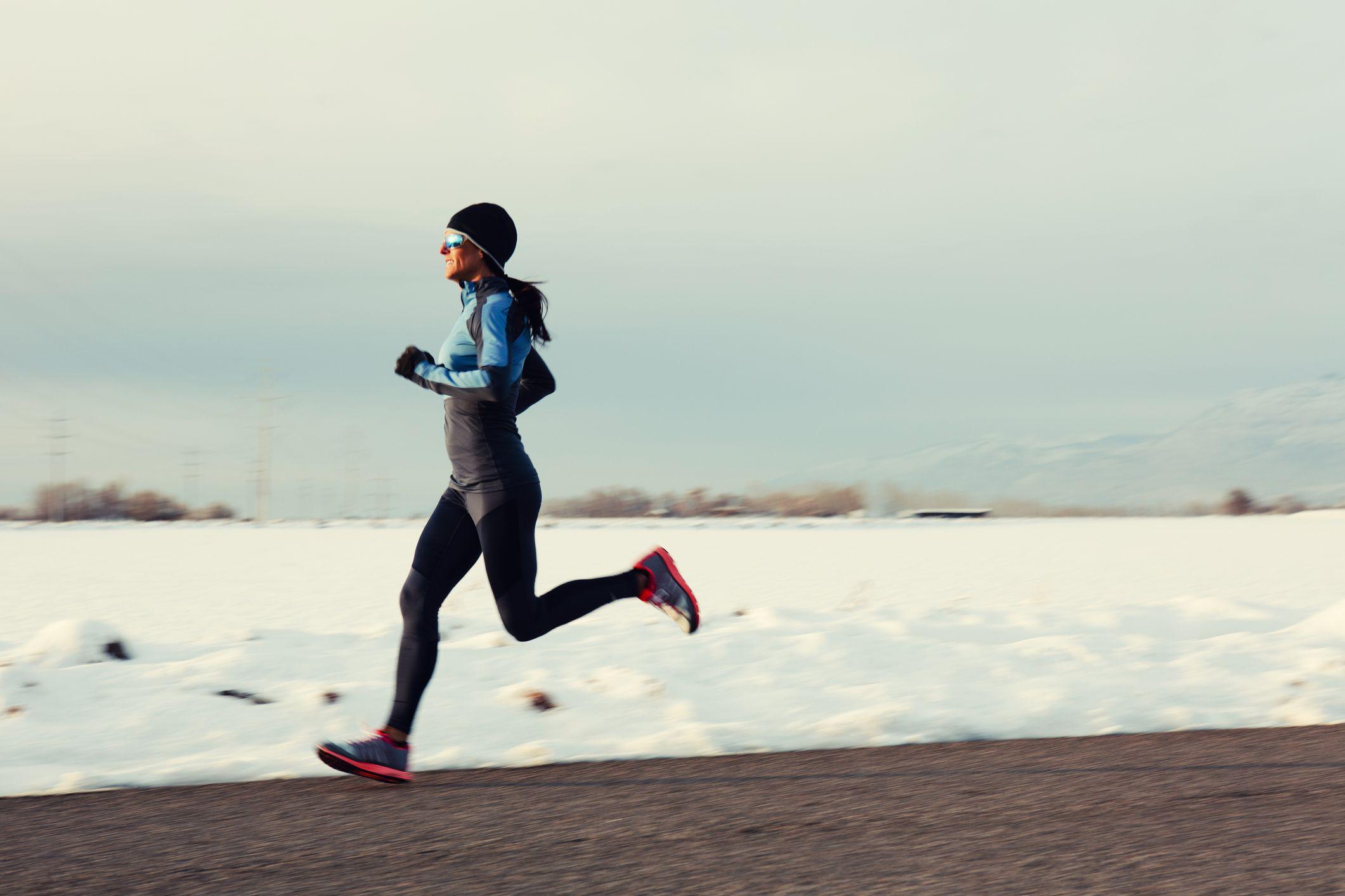 Winter run also running in the cold gear rh runnersworld