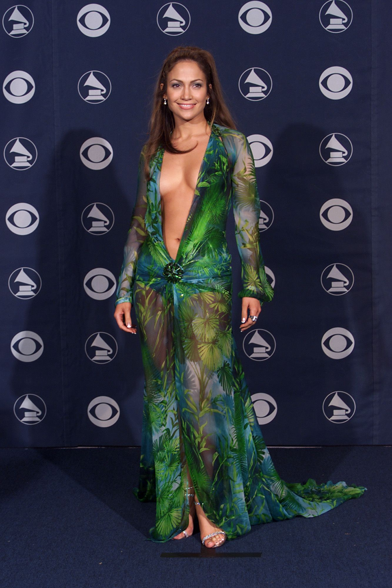 42nd Annual Grammy Awards - Pressroom