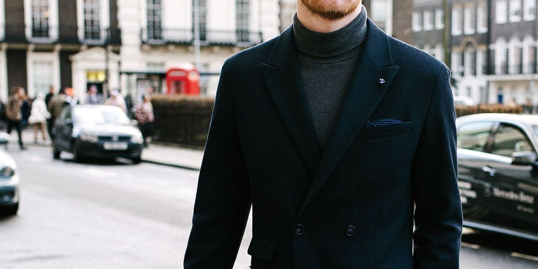 Street Style - London Collections: Men AW14