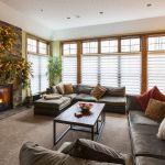 25 Stunning Christmas Living Rooms Holiday Living Room