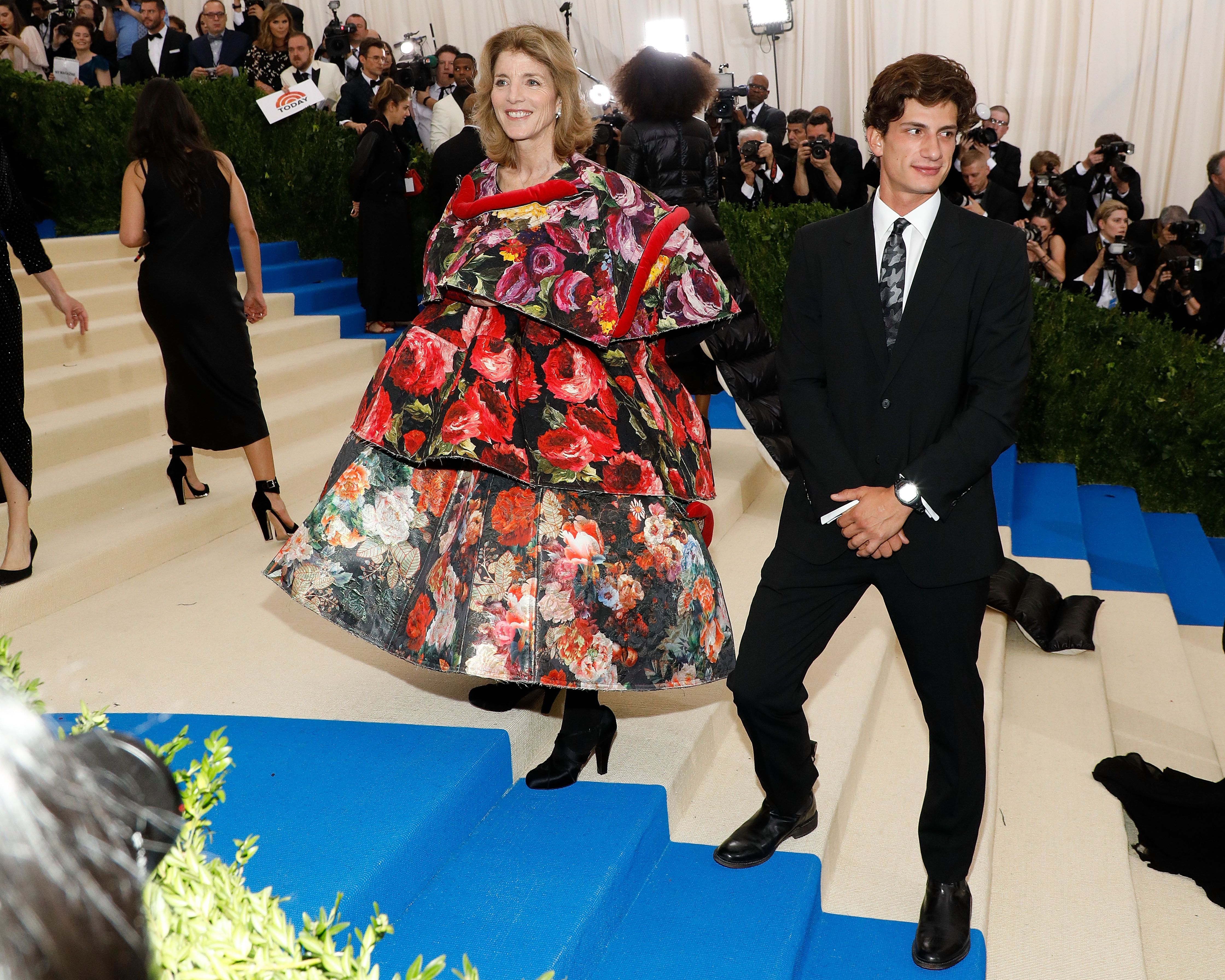 Caroline Kennedy Made the Met Gala a Family Affair This Year