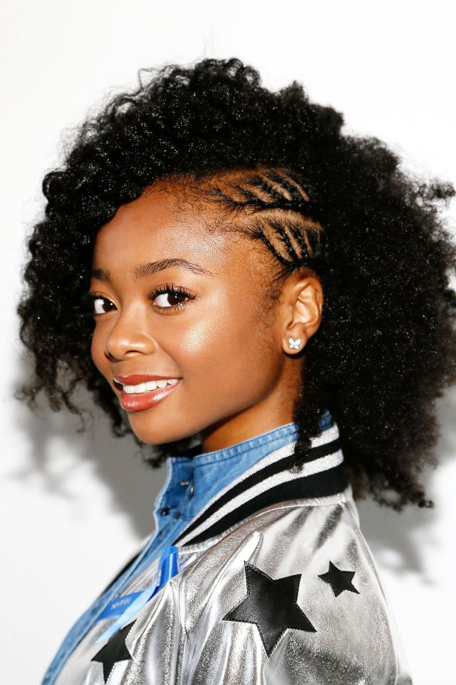 15 gorgeous natural hairstyle ideas - natural, curly, and