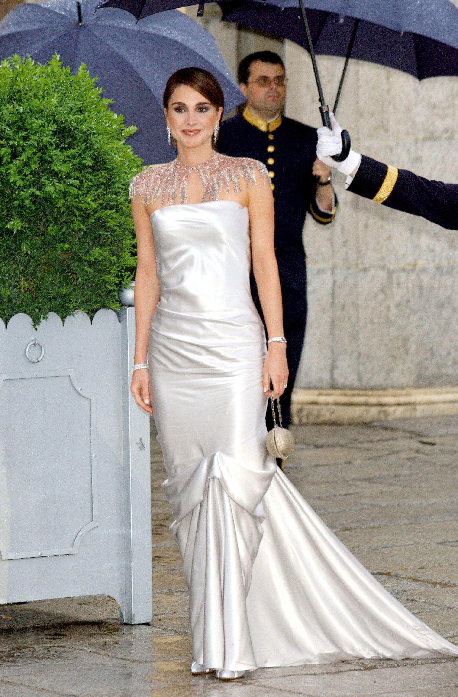 Queen Rania of Jordan Best Outfits  Queen Rania of Jordan