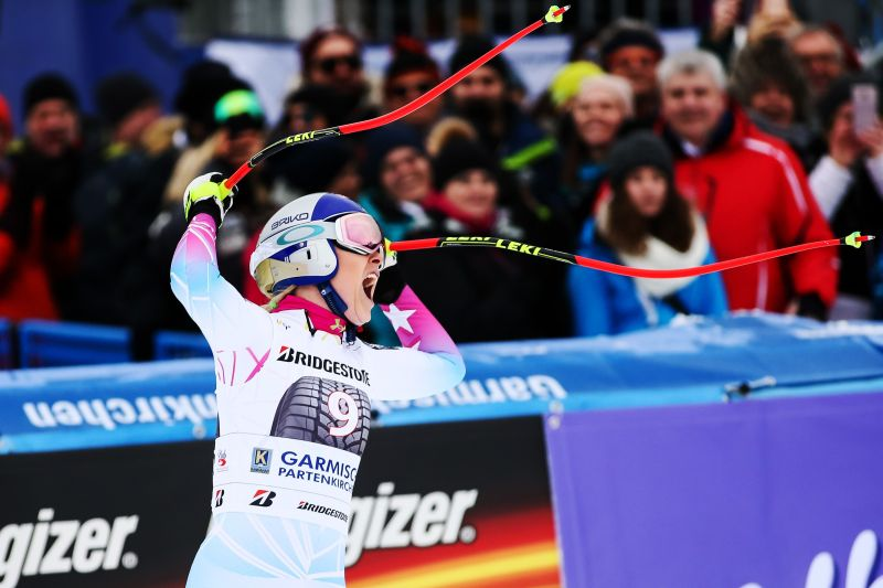 Here Are 10 Things You Didn't Know About Lindsey Vonn 2