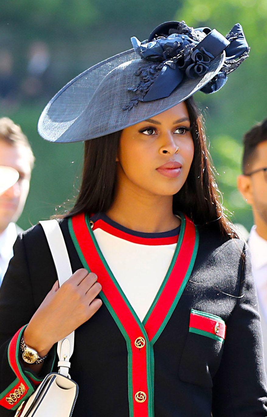 「頂間」對決!英國皇室婚禮上的帽飾爭豔大會