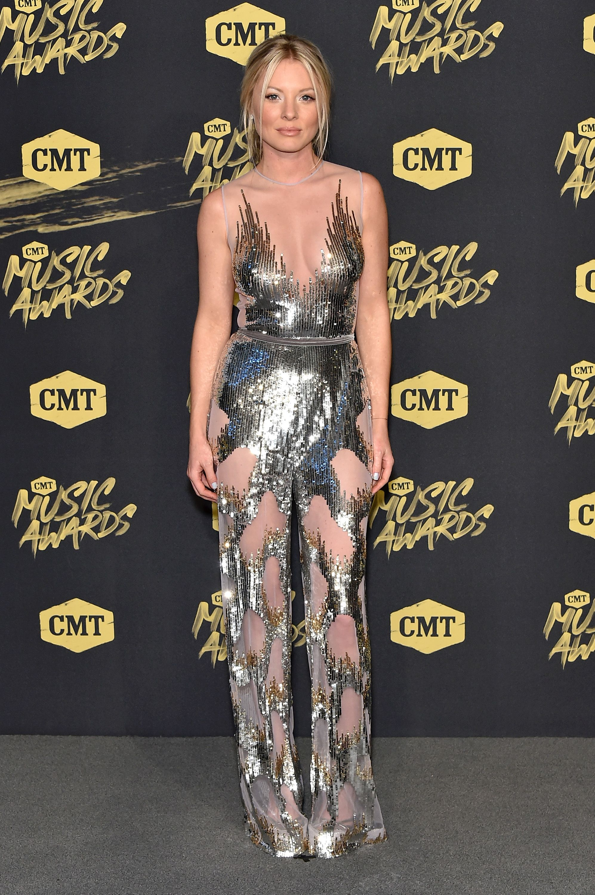 The Most Scandalous Dresses at the 2018 CMT Awards Red Carpet