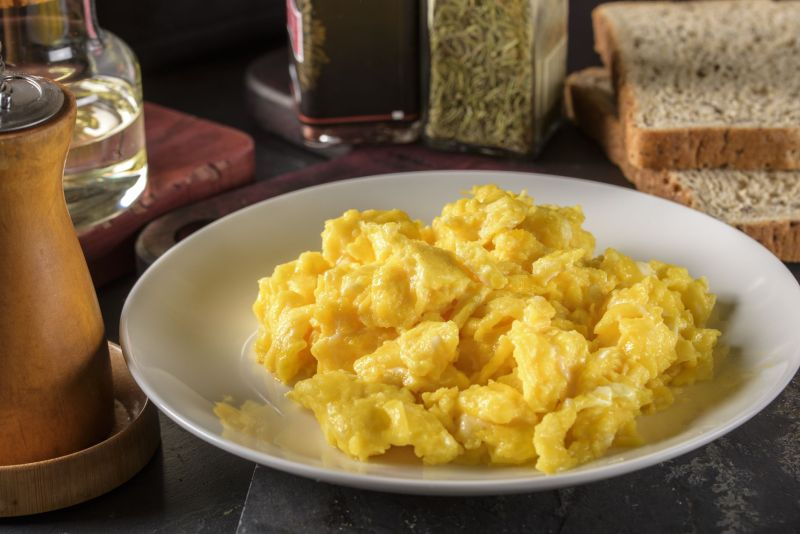 The Best Way to Cook Scrambled Eggs