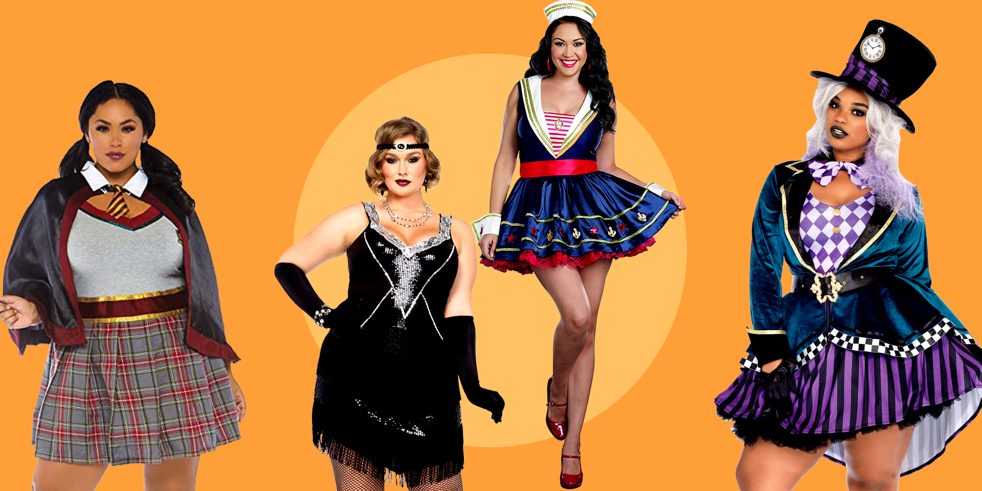 Easy halloween costumes for women don't have to take a ton of effort! 40 Best Plus Size Halloween Costumes Ideas 2021 Sexy Scary And Cute Plus Size Costumes