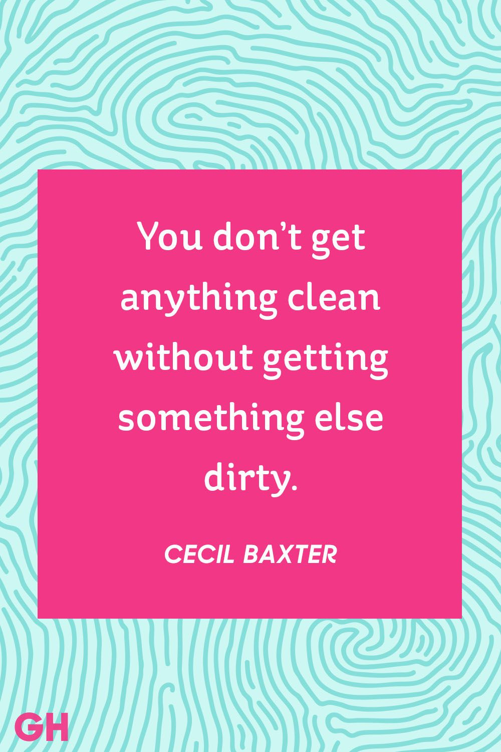 15 funny cleaning quotes