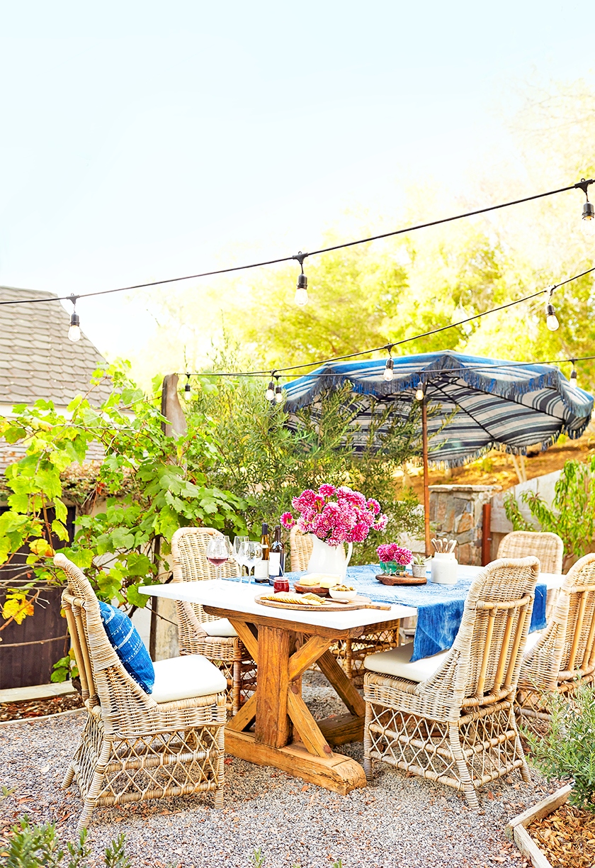 small outdoor decor ideas how to