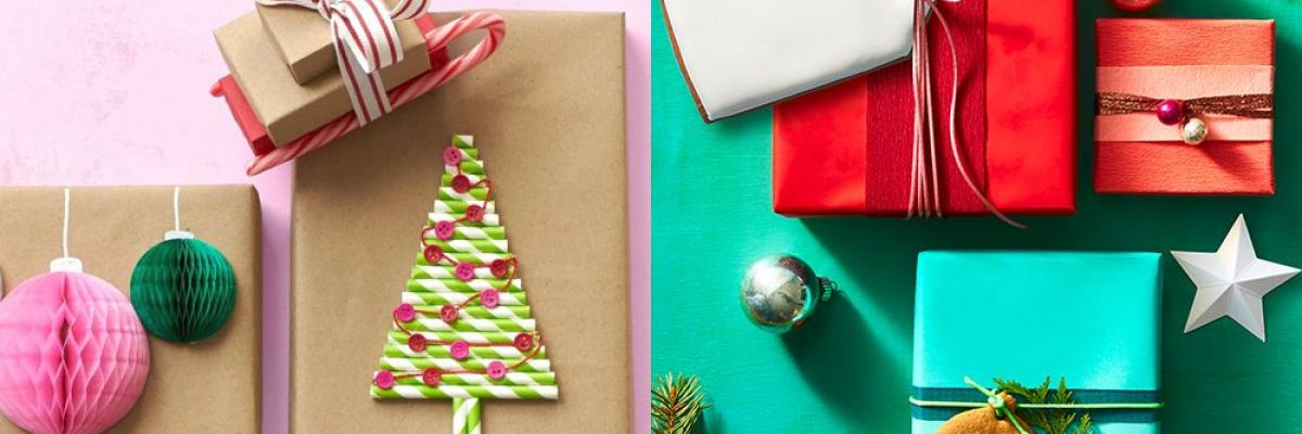 40 Unique Christmas Gift Wrapping Ideas Diy Holiday