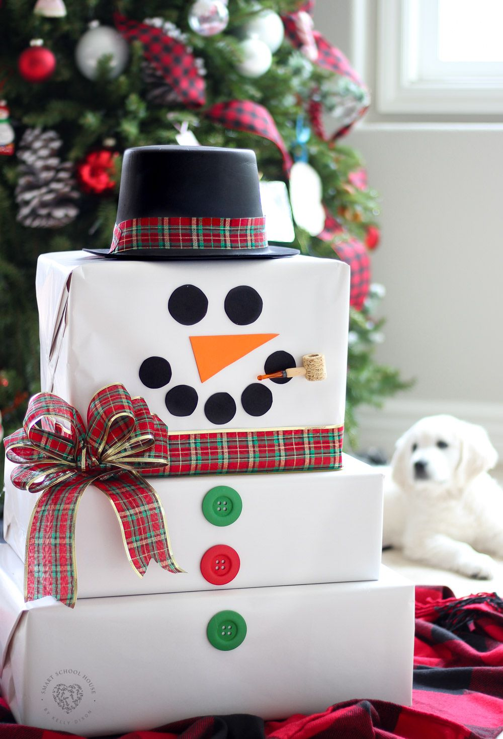 50 Best Gift Wrapping Ideas For Christmas Easy Christmas Gift Wrapping Ideas