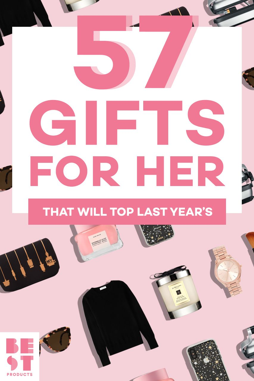 60 Best Gifts For Her 2020 Gift Ideas For Women