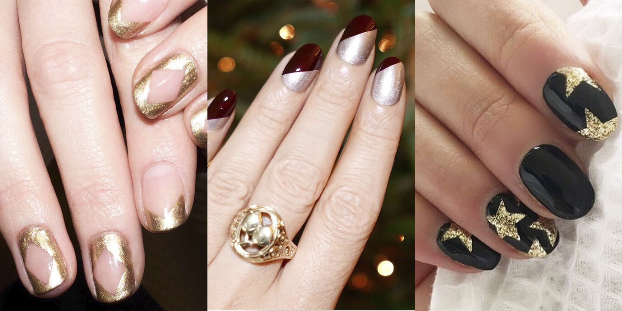 20 Glitter Nail Designs For A Sparkly Shiny Shimmery Manicure