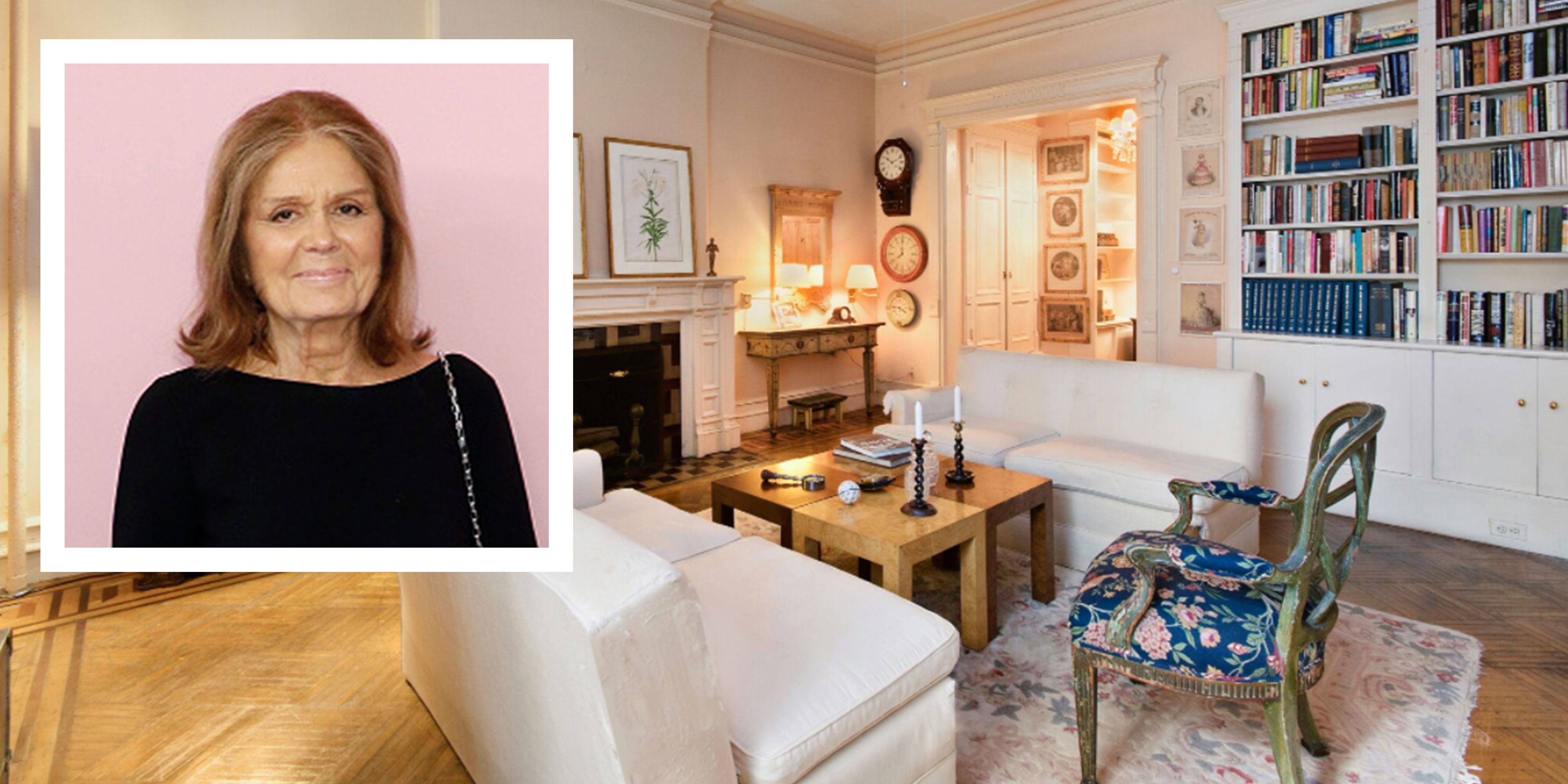 Gloria Steinem NYC Apartment  Gloria Steinem Buys A Third Apartment in Upper East Side Building