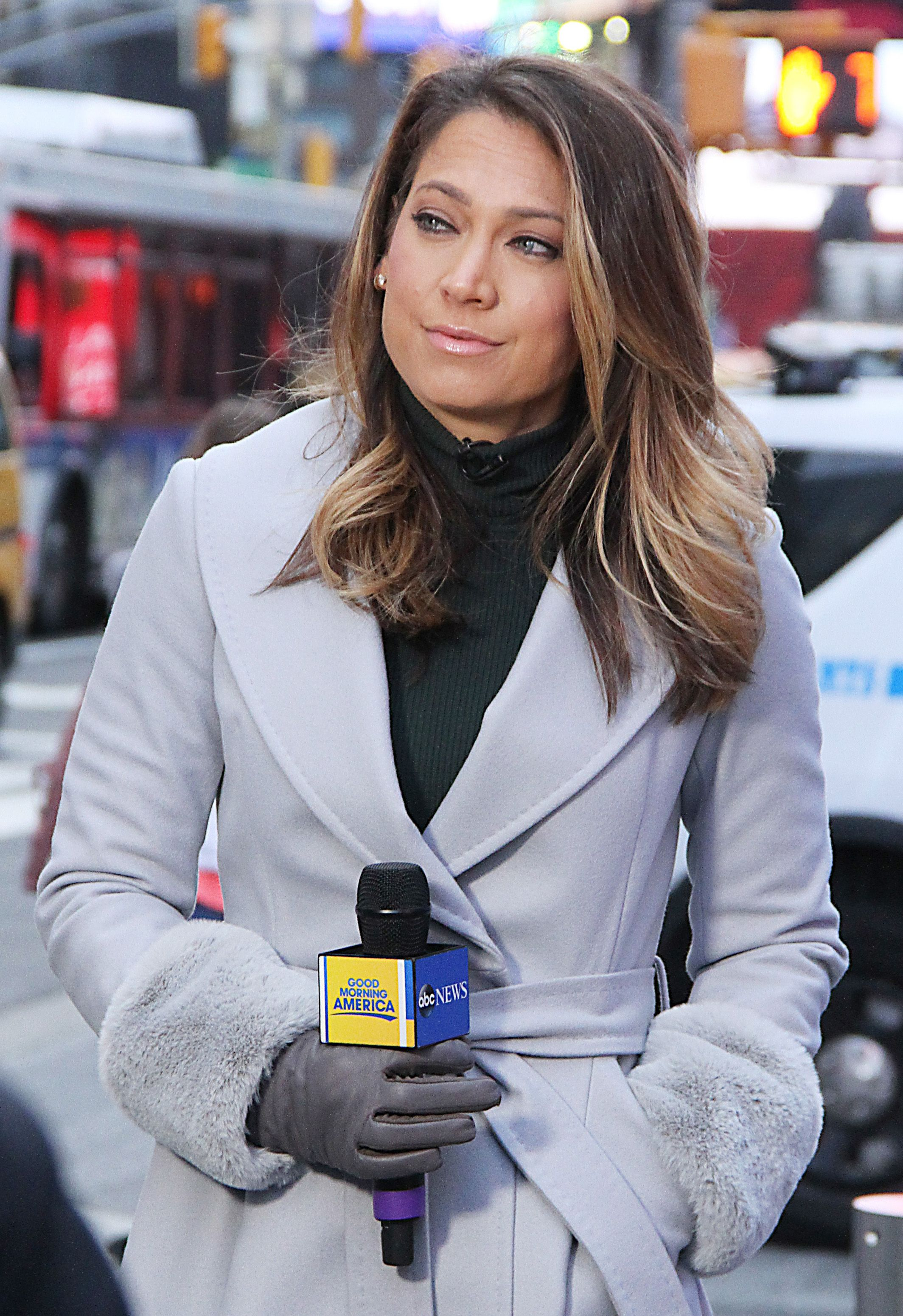 GMA Anchor Ginger Zee Slams Twitter Follower Who Called
