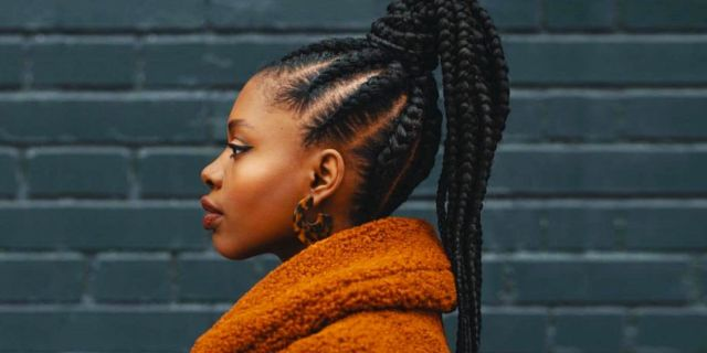 20 goddess braids hair ideas for 2019 - easy protective