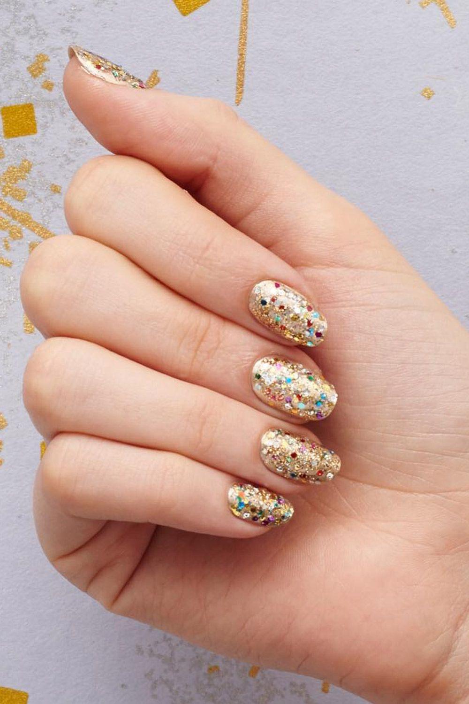 9 gold nail polishes 2018