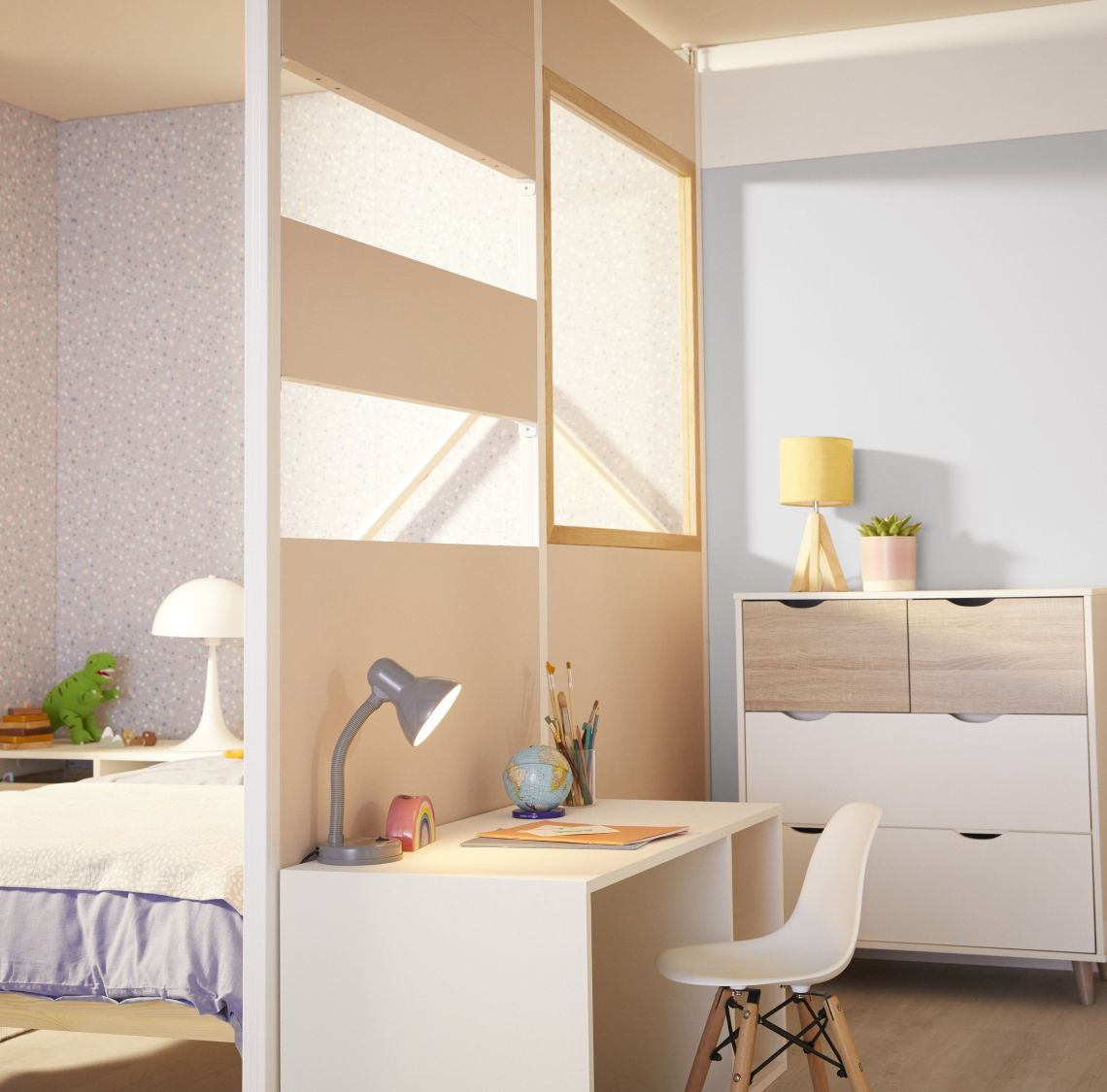 B Q Launches Affordable Modular Room Dividers