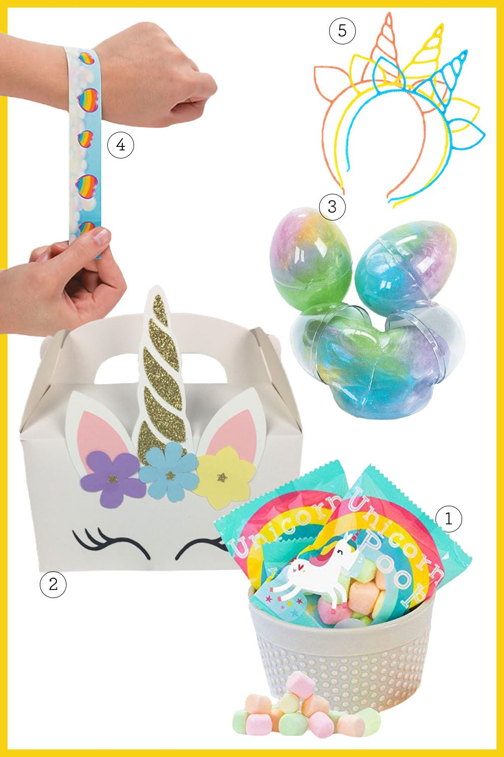 Best Goodie Bag Ideas For Kids Birthday Parties Cheap Fun Kids Party Favors