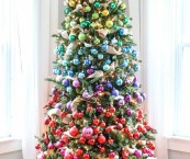 Idea For Christmas Tree Decorating
