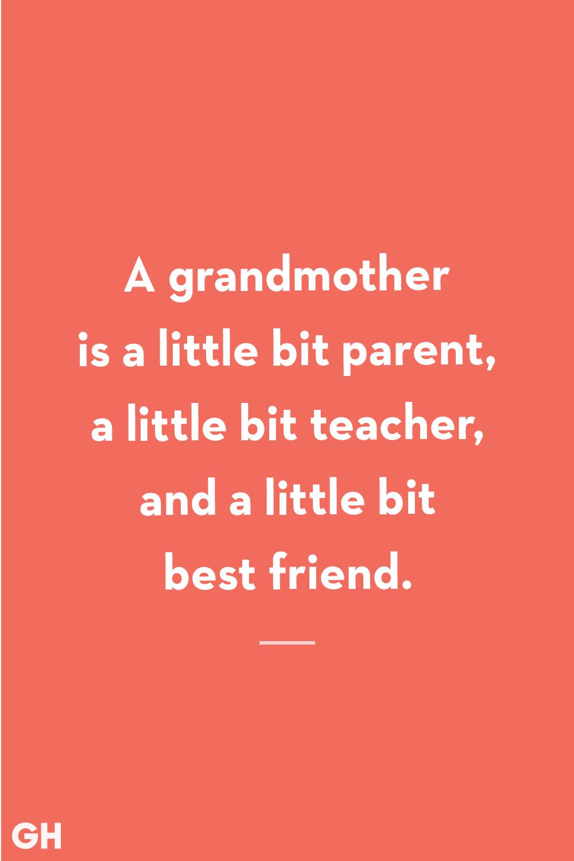 30 best grandma quotes