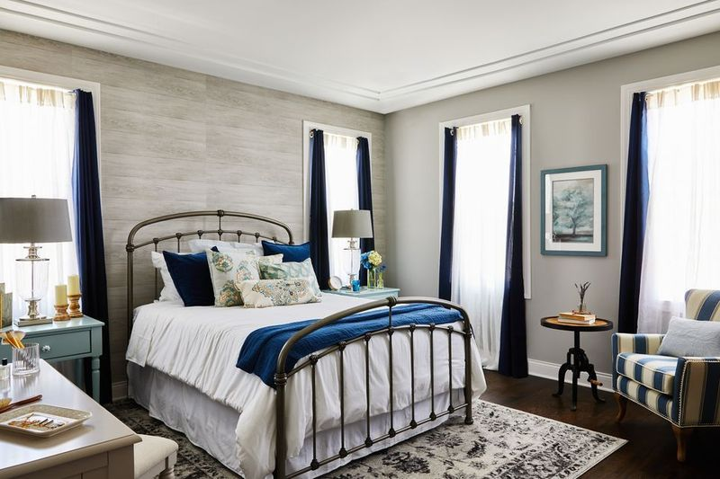 22 Serene Gray Bedroom Ideas Decorating With Gray