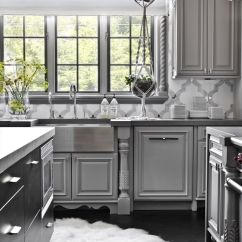 Gray Kitchen Cabinets Electric 14 Best Grey Design Ideas With