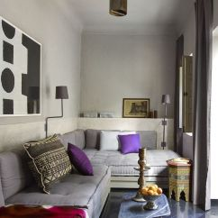 Living Room Color Ideas Grey Big Coffee Table Small 27 Best Gray Rooms How To Use Paint And Decor In