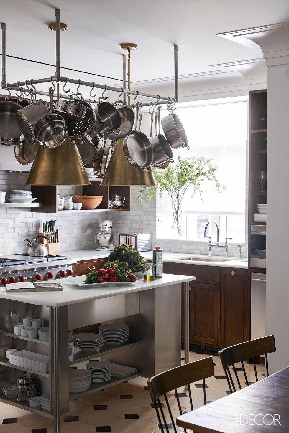 25 best gray kitchen ideas - photos of modern gray kitchen cabinets