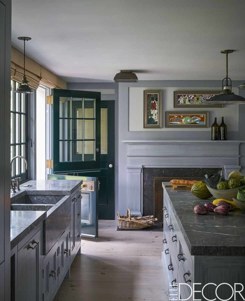 Ash Color Kitchen Cabinets