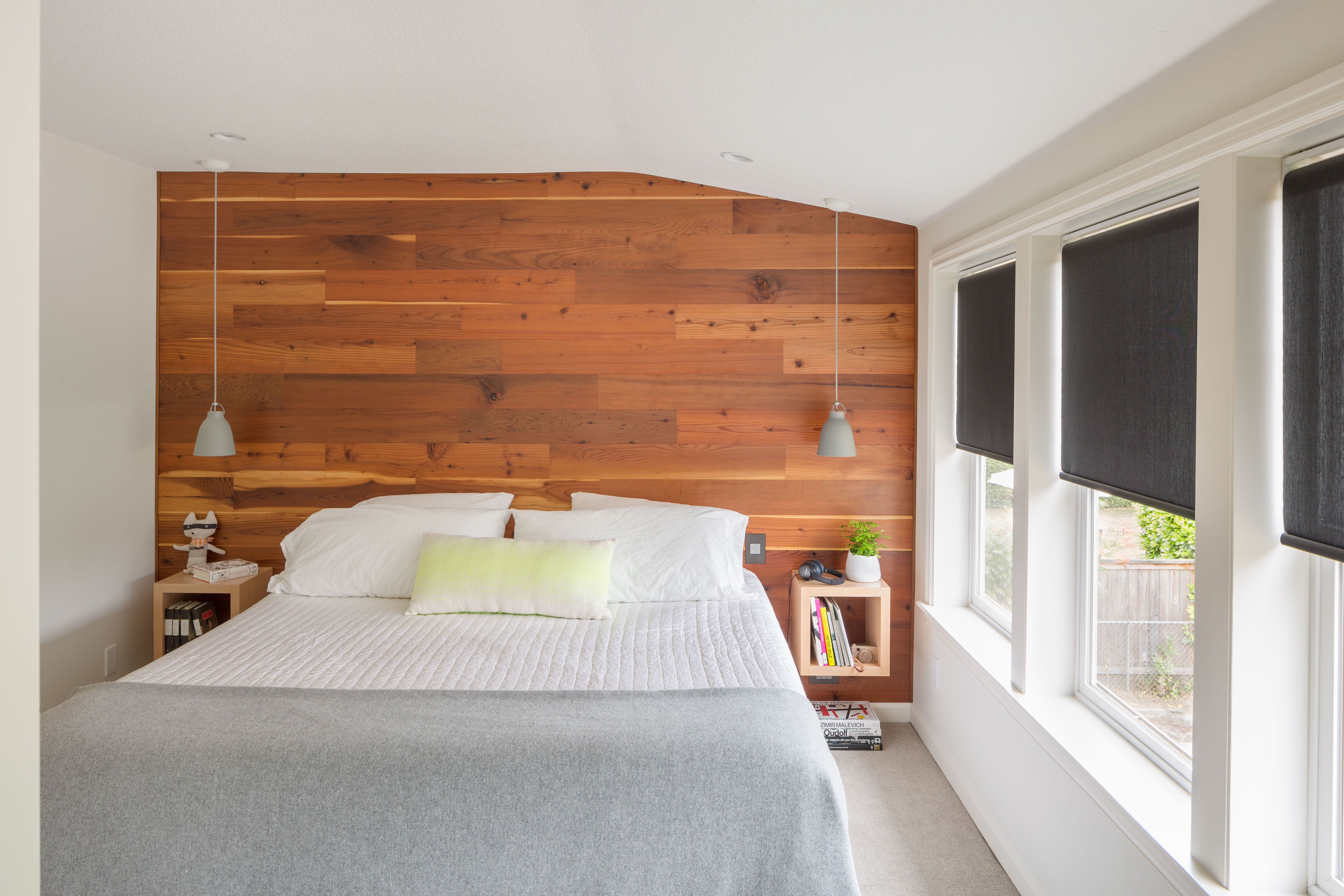 22 Stylish Accent Wall Ideas How To Use Paint Wallpaper Wood Tile For Accent Walls