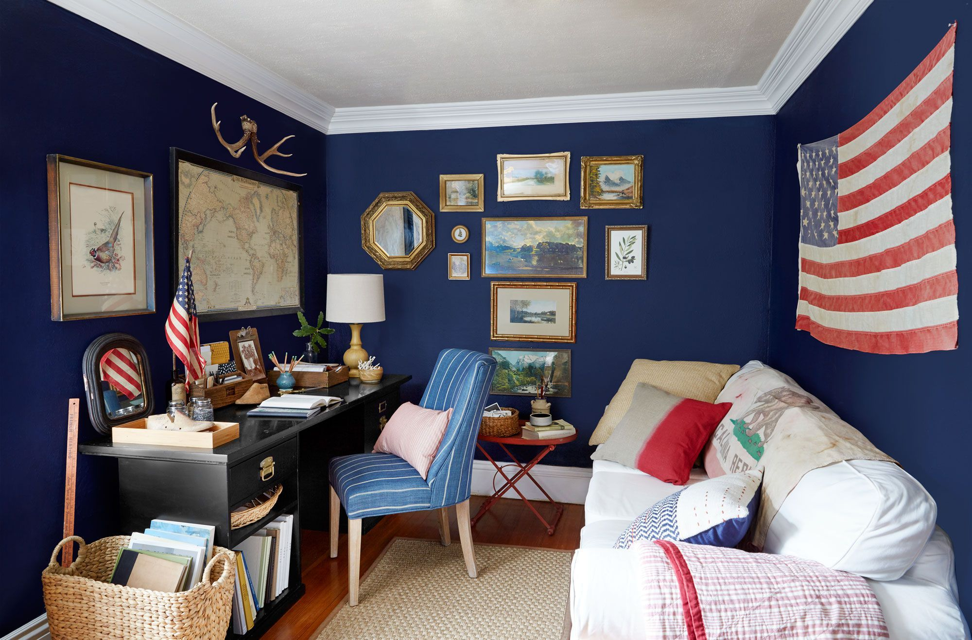 interior paint finishes how