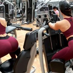 Chair Gym Workout Videos X Rocker Pro Series Pedestal Wireless Game Women Are Using This Hack To Get Extra Bubbly Butts