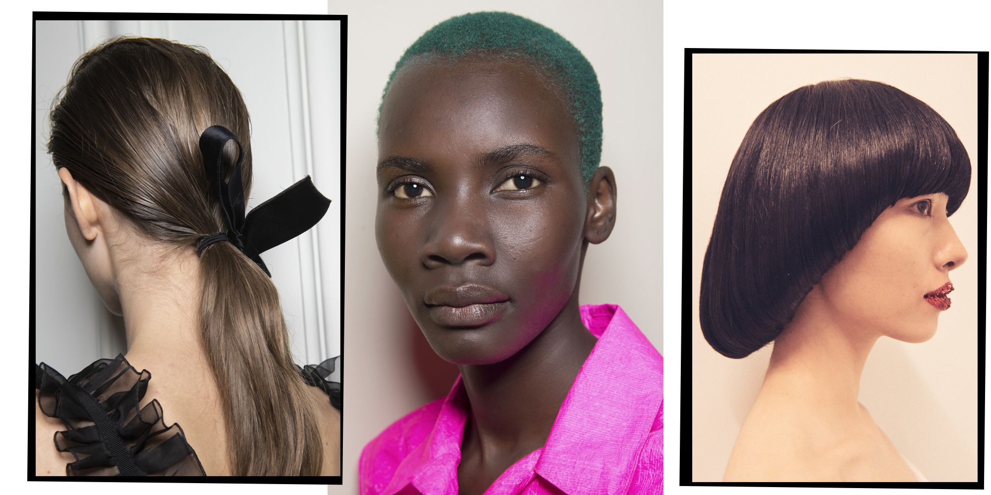 Hair Trends 2020 Hairstyles And Hair Colours To Try This Year