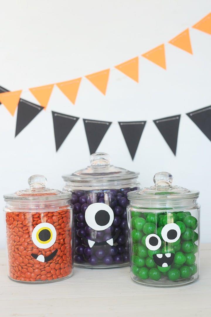 monster jars