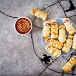 54 Easy Halloween Appetizers Best Halloween Appetizer Recipes