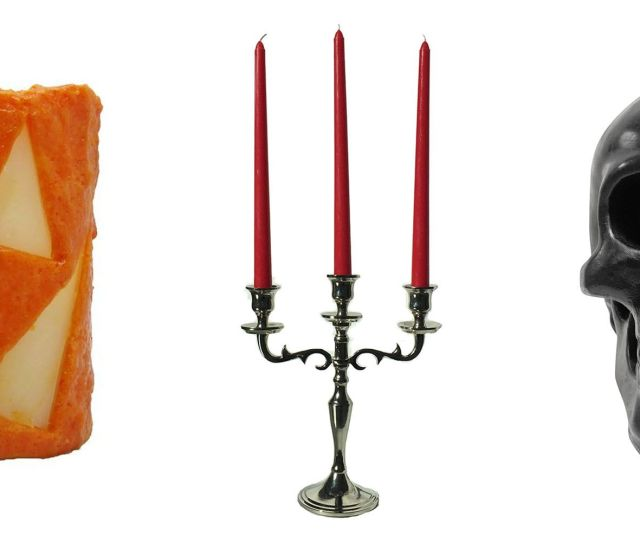Must Have Halloween Candles Scented And Unscented Candles For Halloween